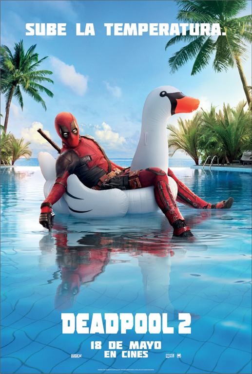 Póster Deadpool 2