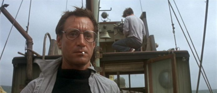 'Tiburón', de Steven Spielberg.