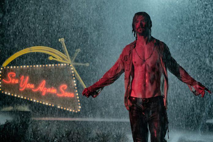 Chris Hemsworth en 'Bad times at the El Royale'.