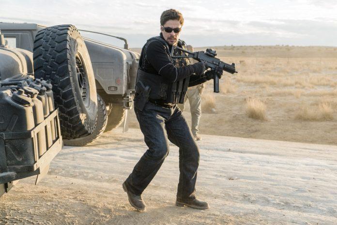 Benicio Del Toro protagoniza 'Sicario: El día del soldado'. | Sony Pictures