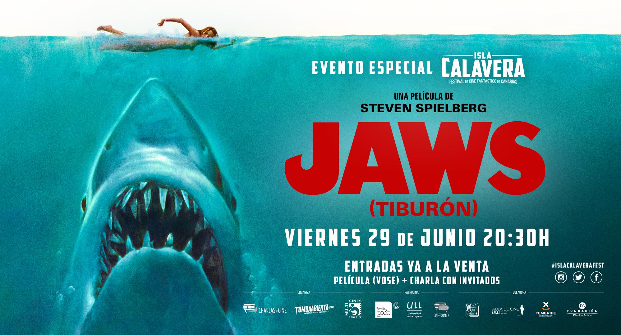 'Tiburón', evento prefestival Isla Calavera.