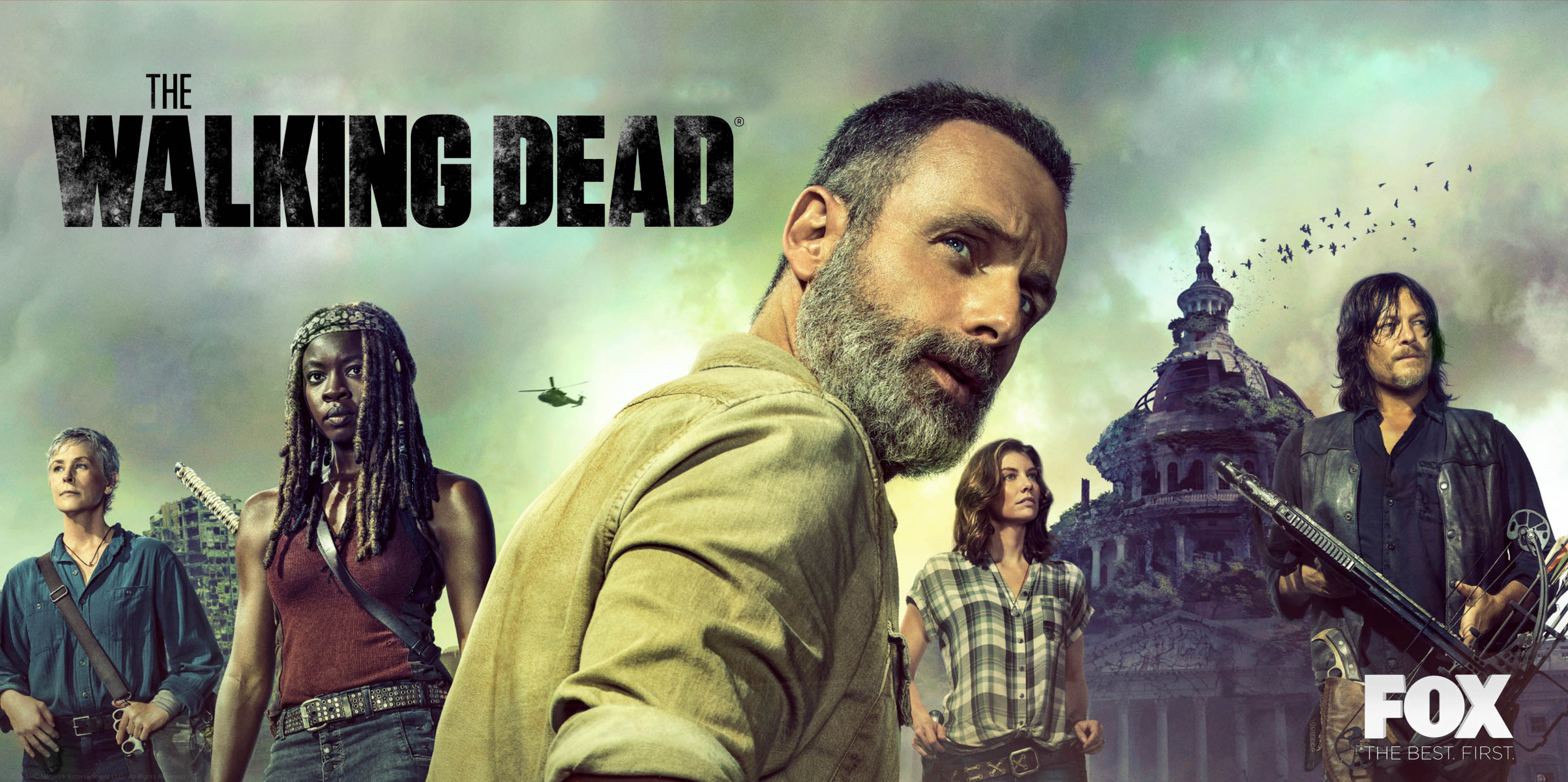 Novena temporada de 'The Walking Dead'
