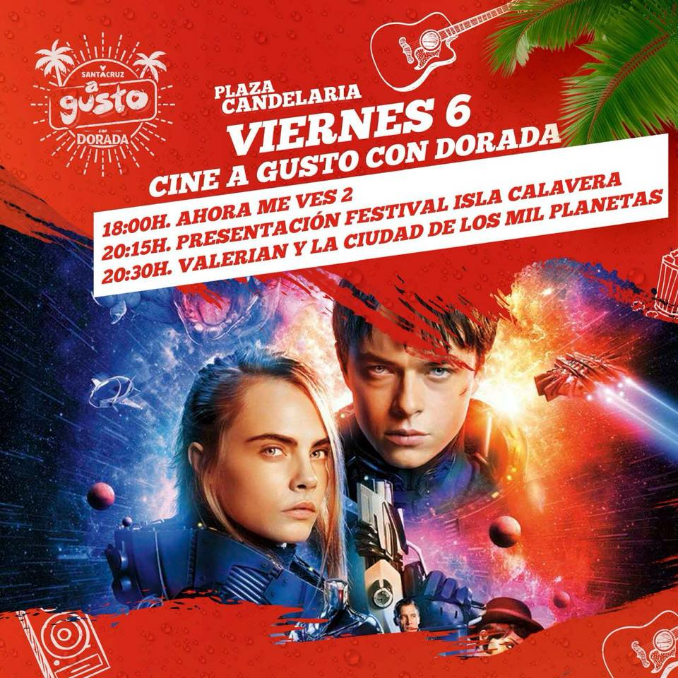 Evento prefestival Isla Calavera - Dorada Especial.