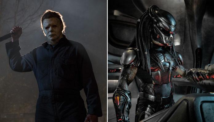 'Halloween' y 'The Predator', dos títulos esperadísimos que coincidirán en el Festival de Toronto.