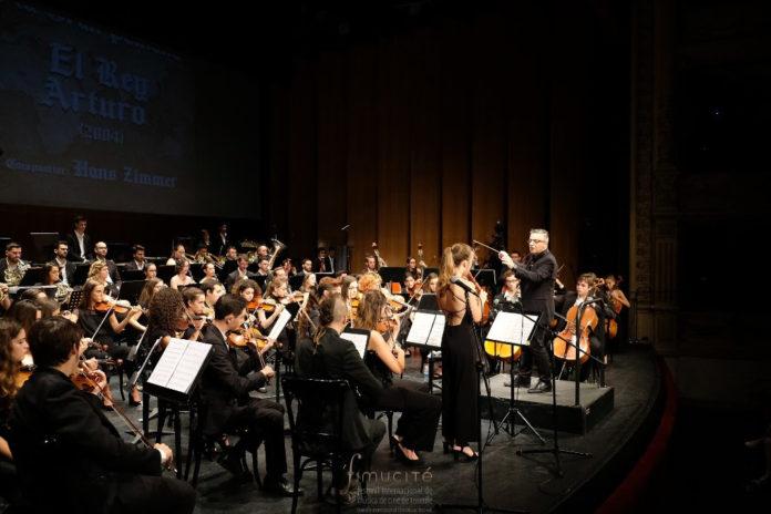Joven Orquesta Sinfónica FIMUCITÉ