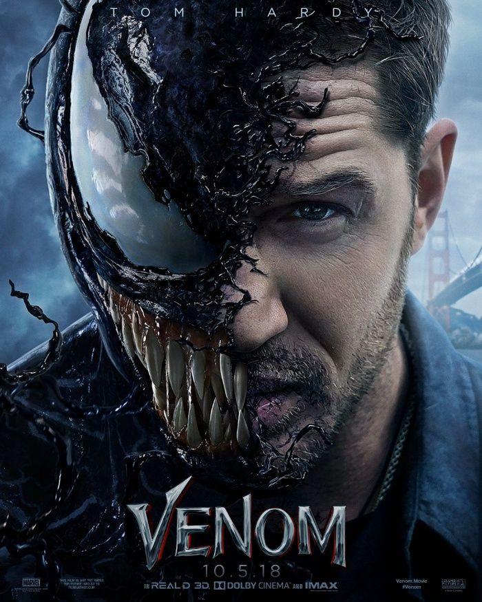 Póster de 'Venom'.
