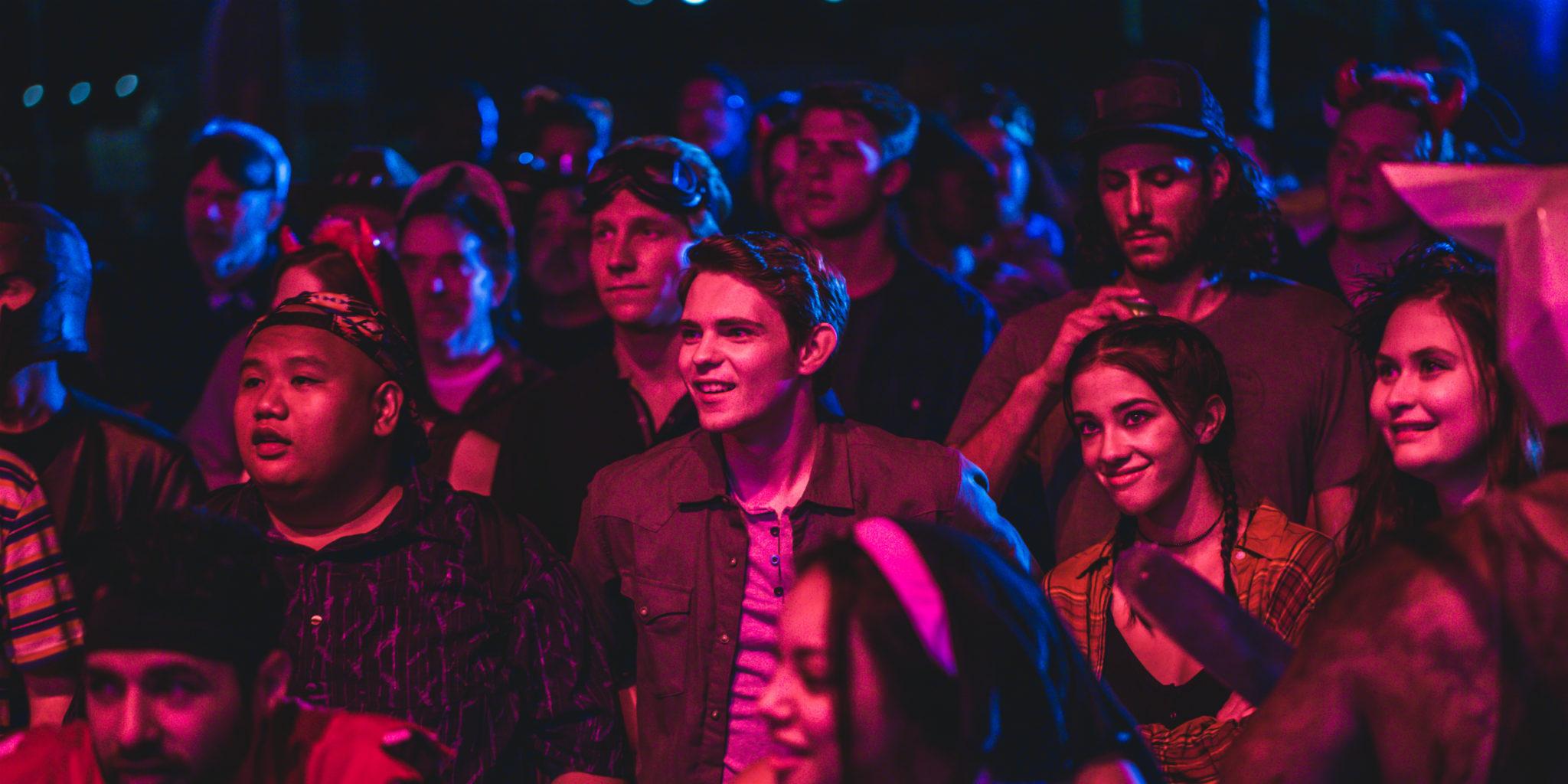 'Blood Fest' forma parte del programa Dark Visions de Nocturna Madrid 2018.