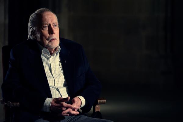 Fotograma del documental 'Jack Taylor, testigo del fantástico'.