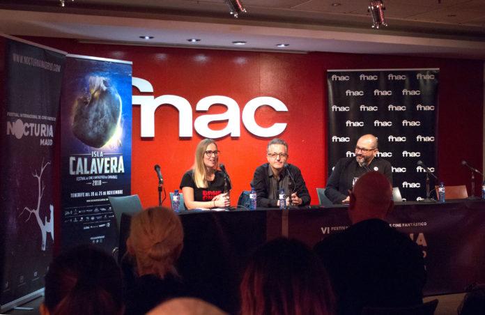 Presentación del Festival Isla Calavera en Nocturna Madrid.