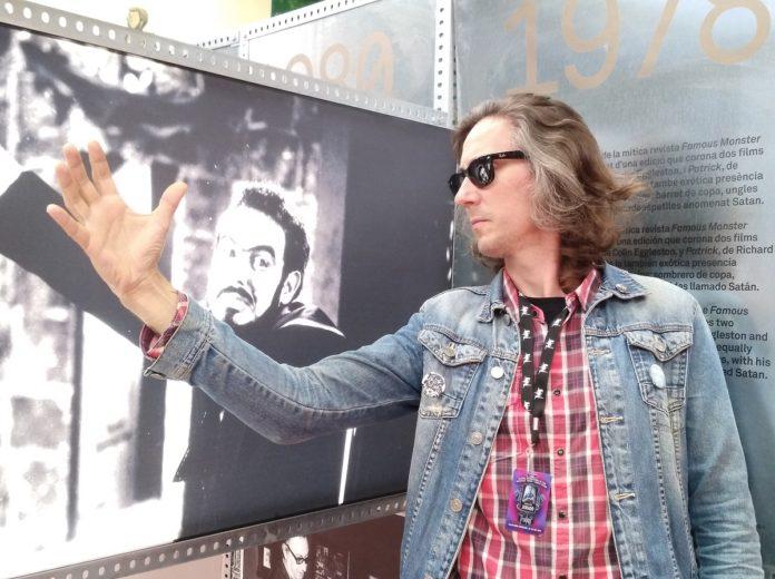 Diego López recogerá en el Festival Isla Calavera el Premio a la Difusión del Fantástico.