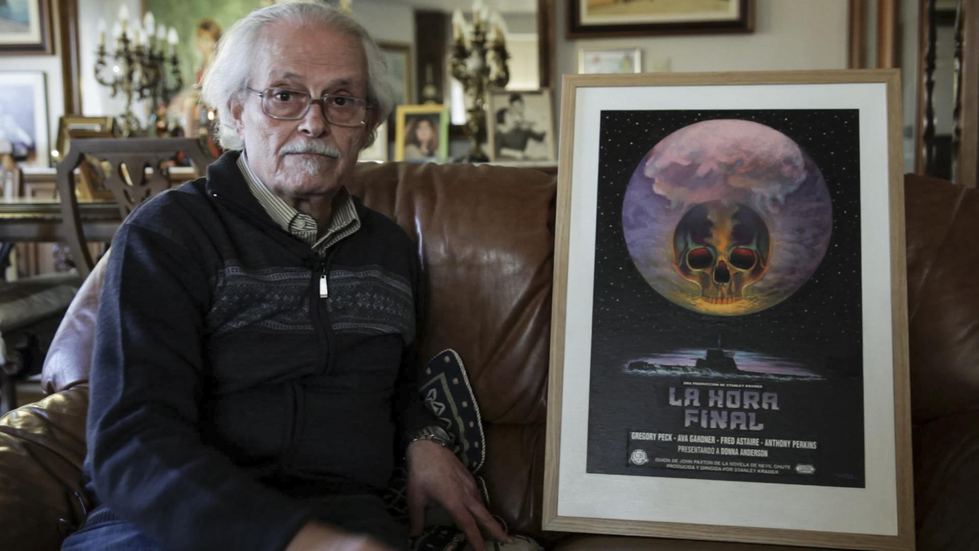El fabuloso cartelista Macario Gómez fallecía el pasado 20 de julio.