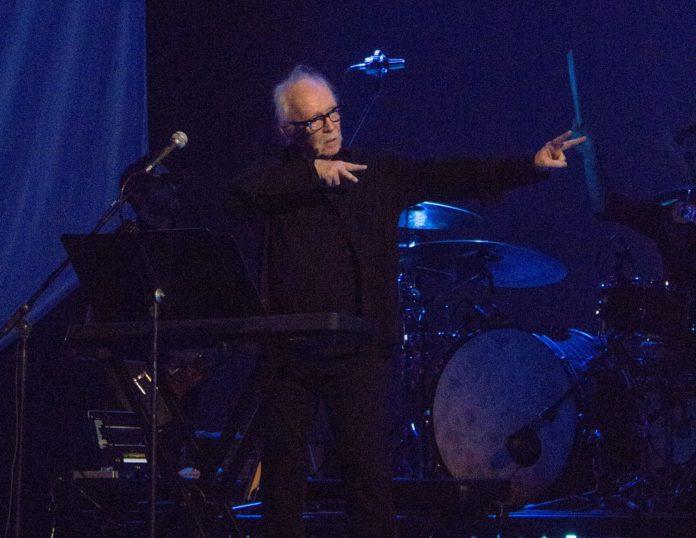 John Carpenter ofreció un inolvidable concierto en el Festival de Sitges. | Foto: Daniel Fumero
