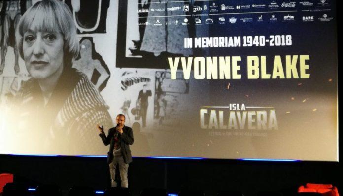 El Festival de Cine Fantástico de Canarias recuerda a Yvonne Blake.