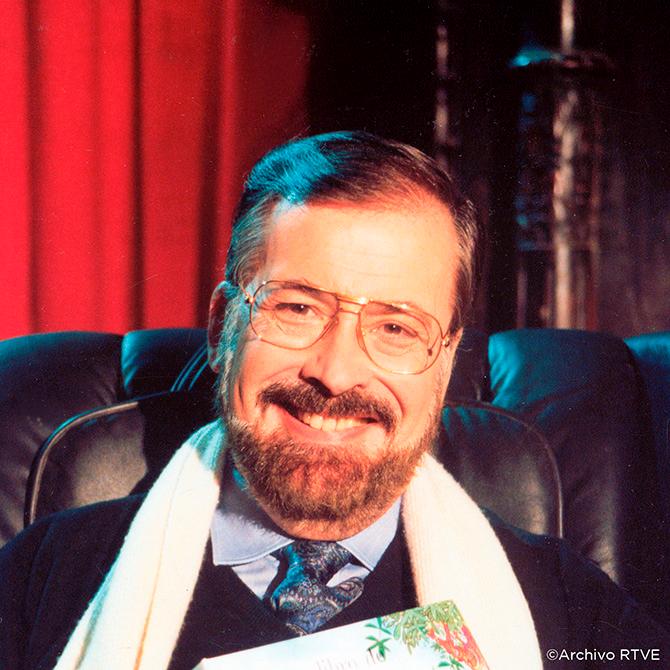 Narciso Ibáñez Serrador. Archivo RTVE