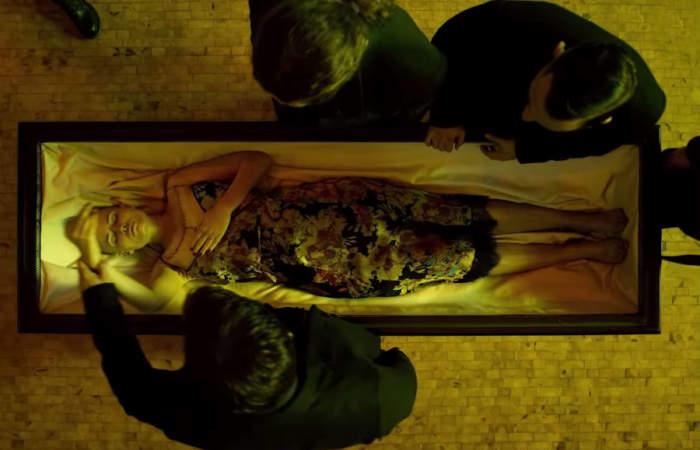 Fotograma de 'El Perfume', la serie de televisión.