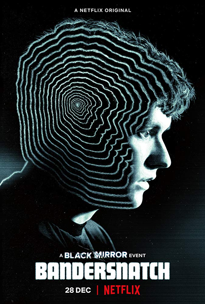 'Black Mirror. Bandersnatch'.