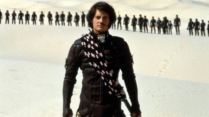 Kyle MacLachlan, en la versión de 'Dune' de David Lynch.