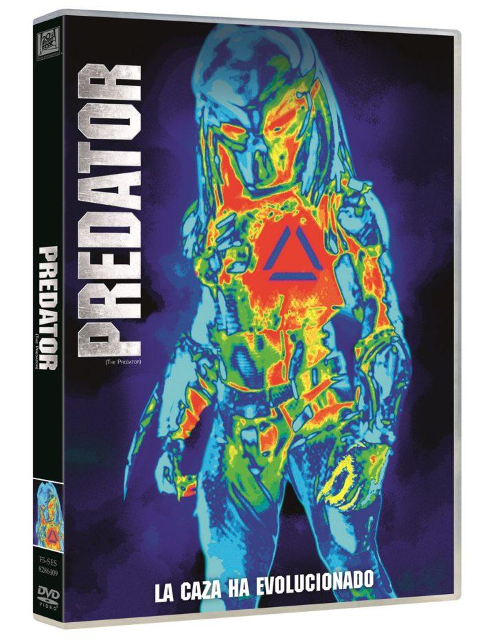 DVD 'Predator'