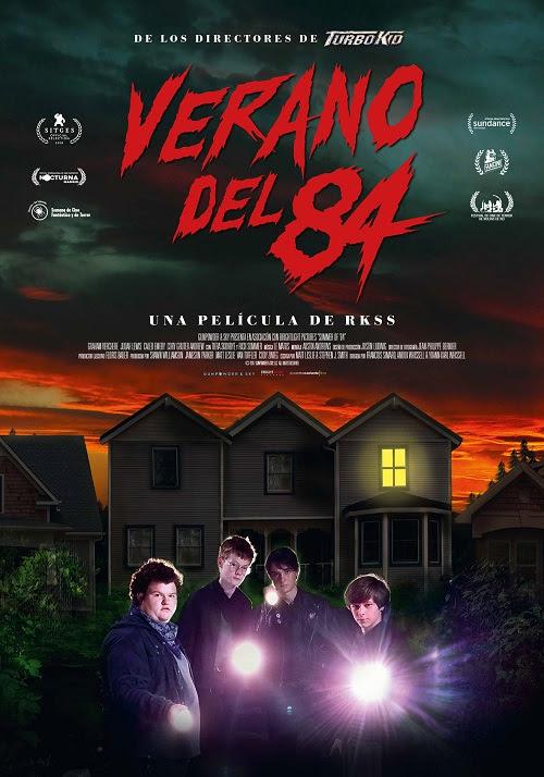 Póster de 'Verano del 84'. | A Contracorriente Films