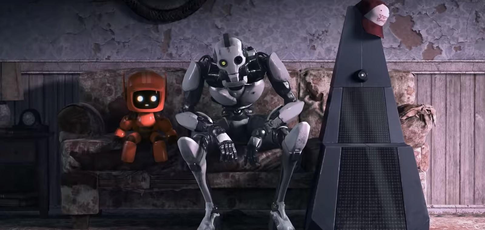 'Love, Death + Robots'. Netflix