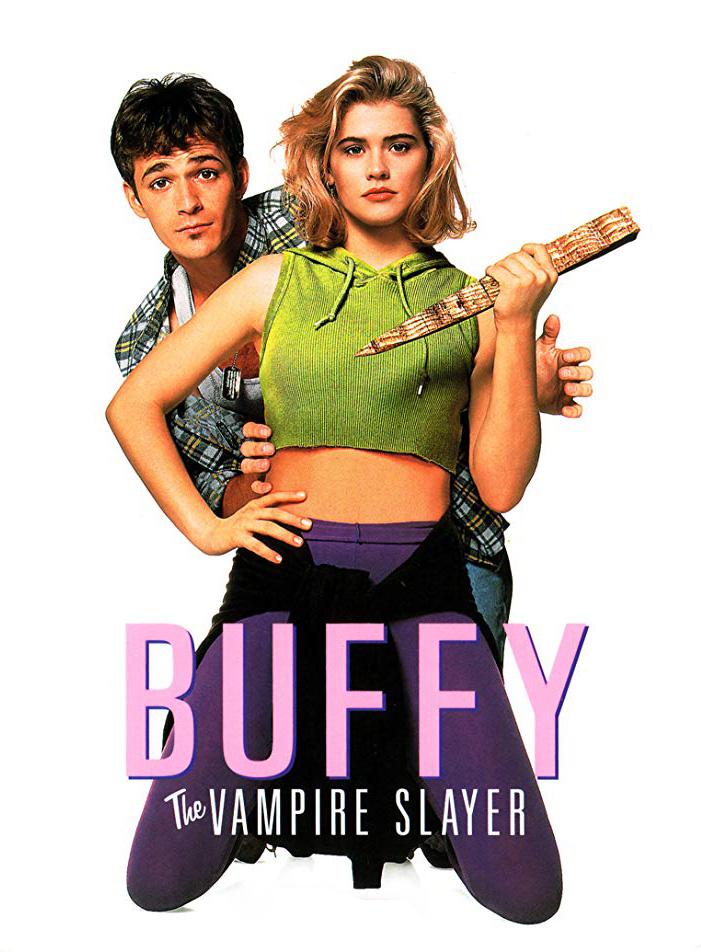 'Buffy, cazavampiros' (1992), la película.