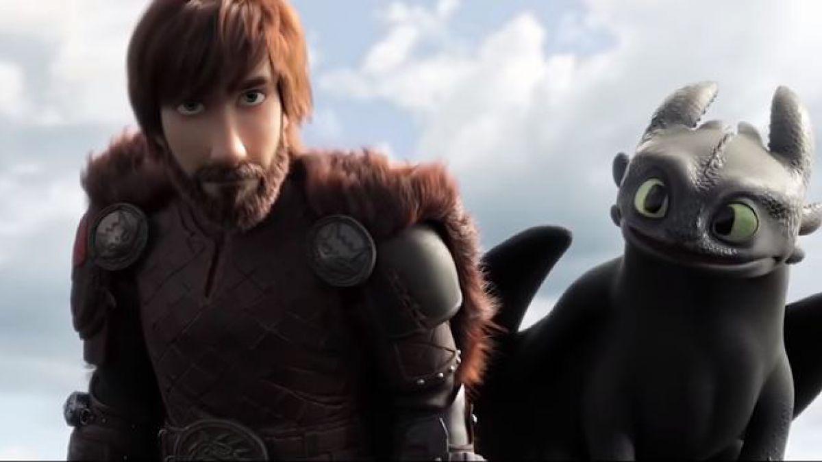 'Cómo entrenar a tu dragón 3'. Universal Pictures