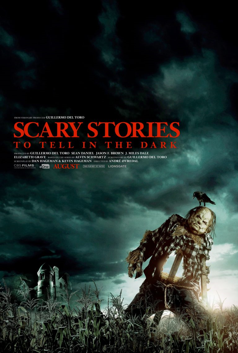 Póster de Scary Stories to Tell in the Dark.