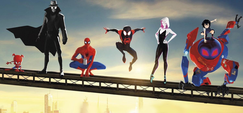 Spider Man Un Nuevo Universo Oscar A La Mejor Pelicula De Animacion