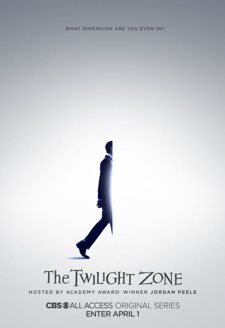 Cartel de 'The Twilight Zone' © 2019 CBS Interactive.