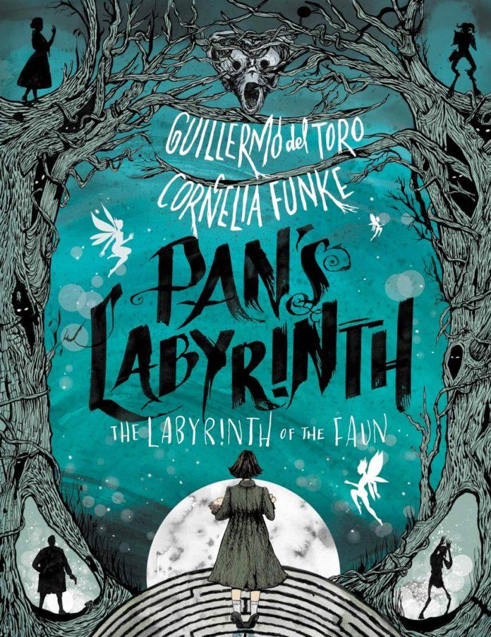 Portada de 'Pan's Labyrinth'