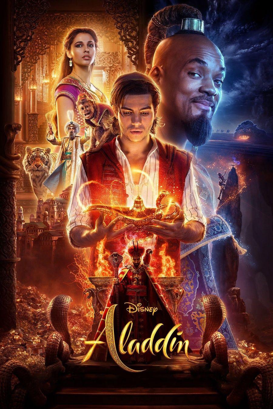 Aladdin con Will Smith