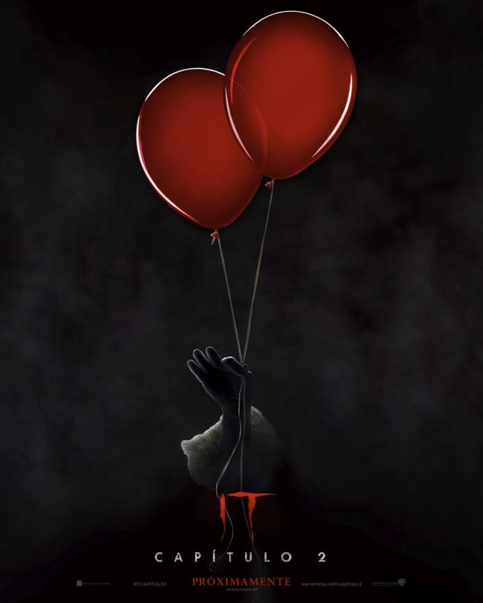 Teaser póster de 'It: Capítulo 2'. Warner Bros. Pictures.