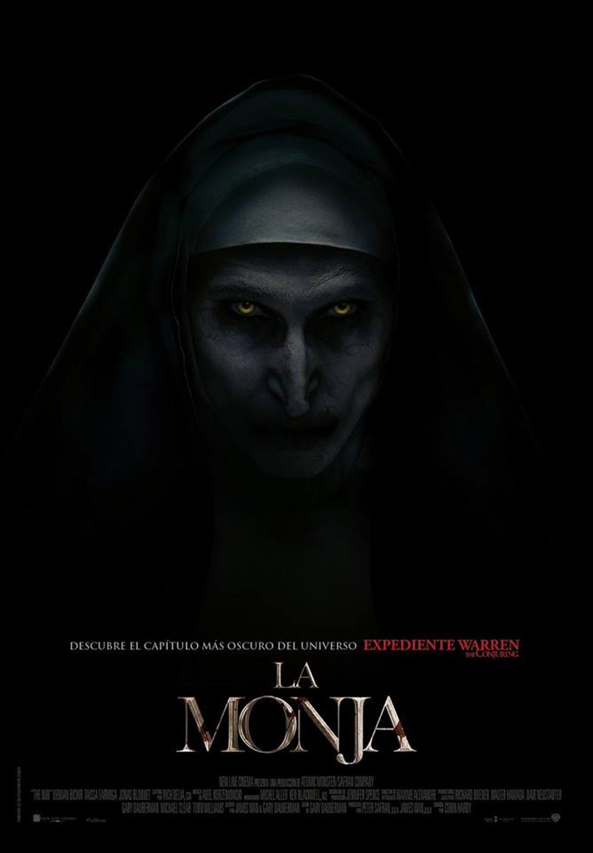 Cartel de 'La Monja', de Corin Hardy.