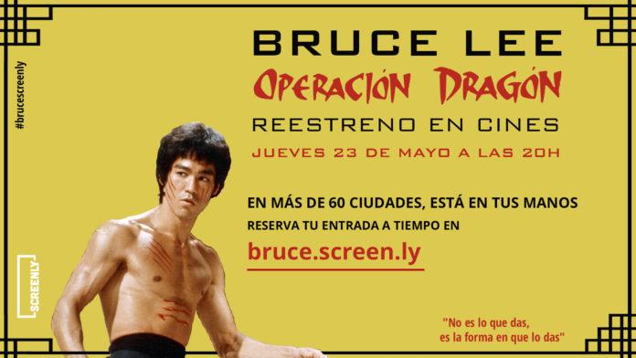Reestreno en España 'Operación Dragón', de Bruce Lee.