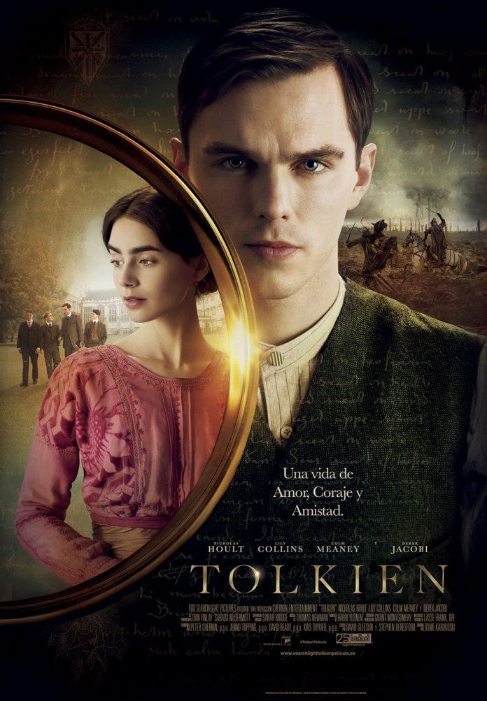 Póster de 'Tolkien'. 20th Century Fox
