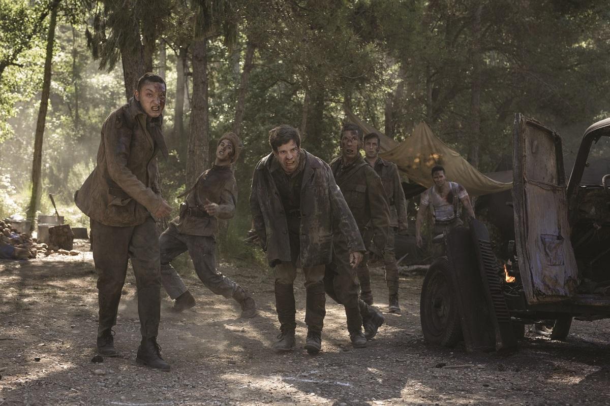'Malnazidos'. Sony Pictures Entertainment Iberia