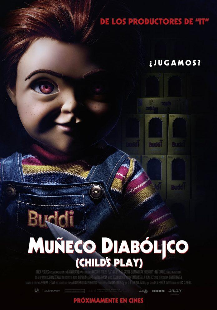 Póster 'Muñeco diabólico'. Vértigo Films