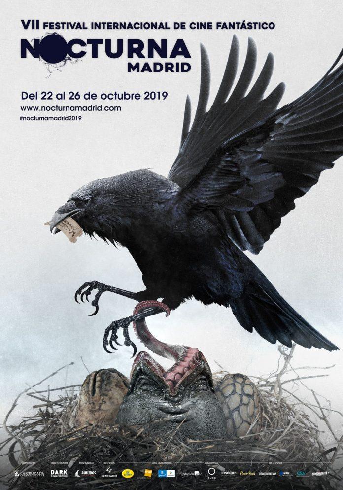 Cartel Nocturna Madrid 2019