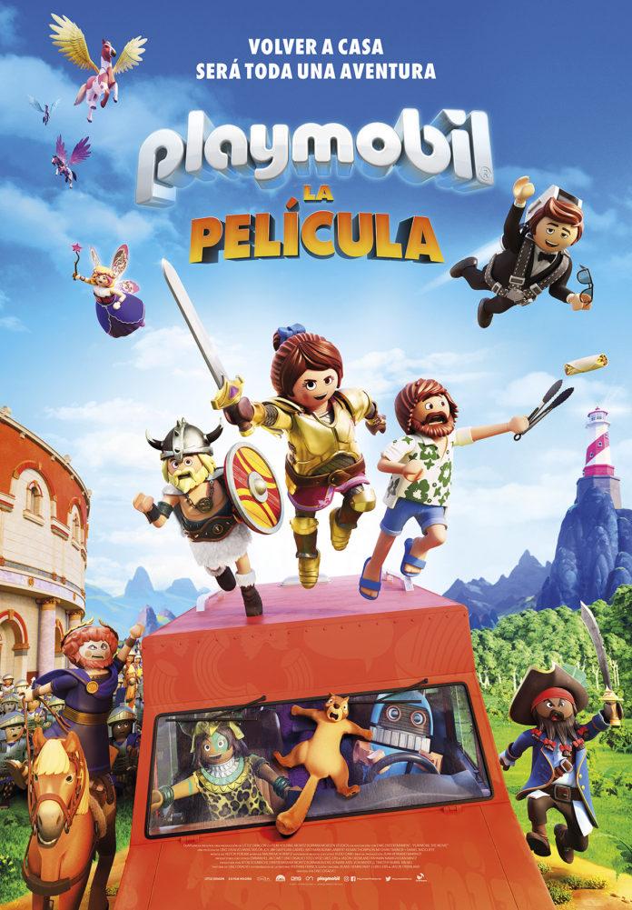 Póster de 'Playmobil. La película'