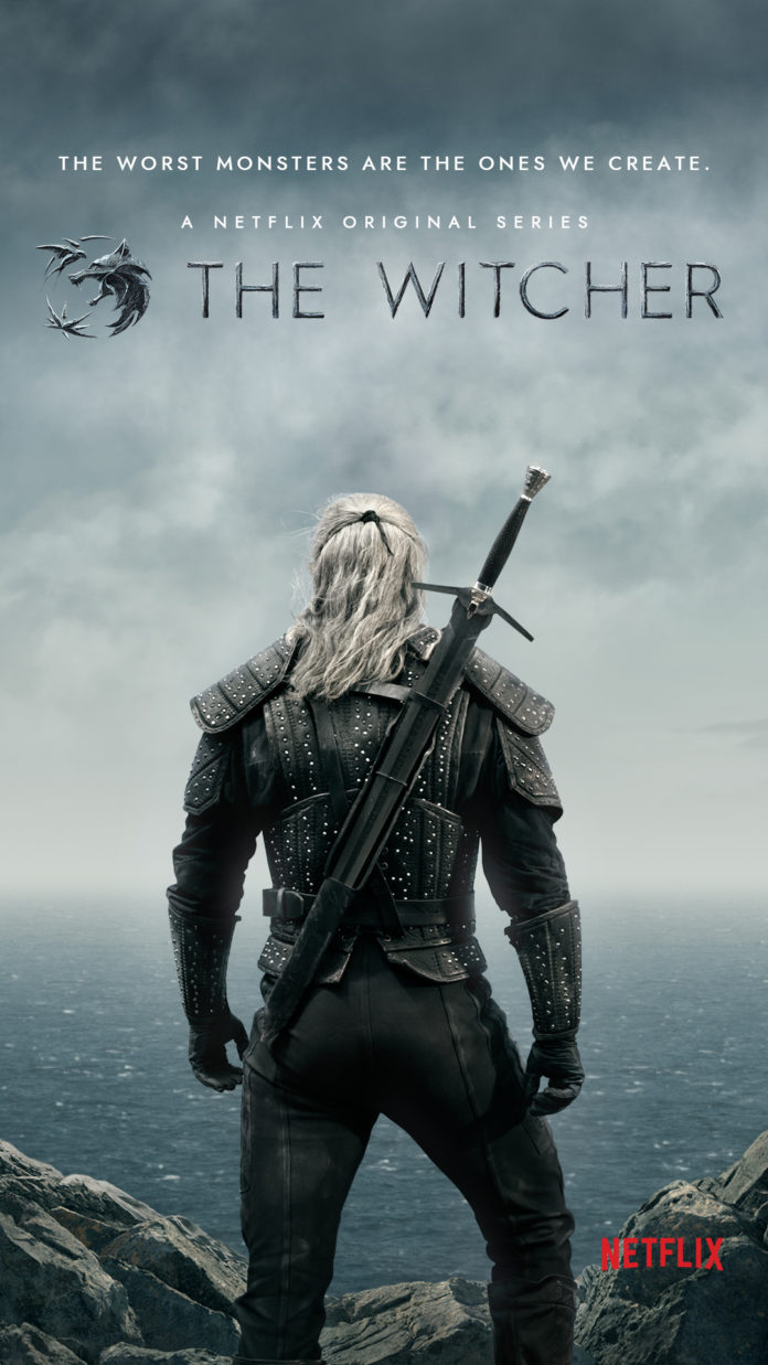 The Witcher. Póster. Netflix