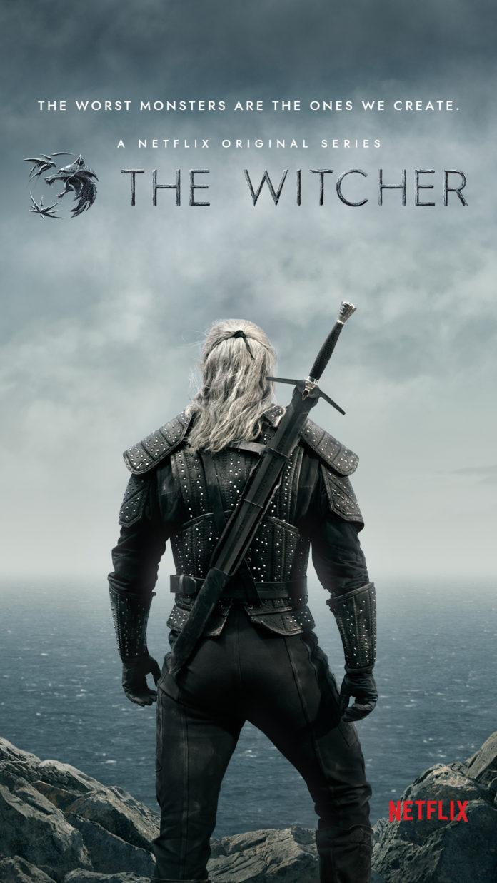 The Witcher. Póster. Netflix