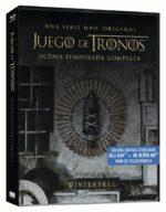 'Juego de Tronos: 8ª temporada'. Steelbook