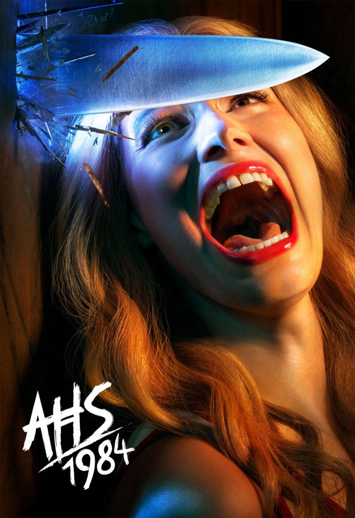 Póster 'American Horror Story: 1984'