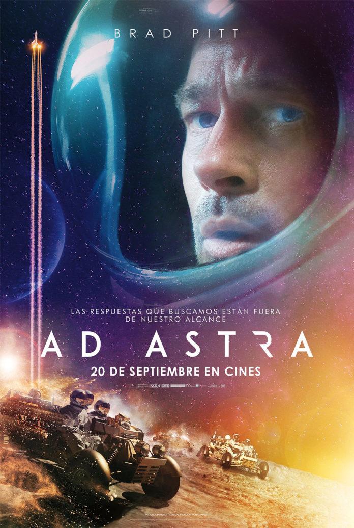 Póster 'Ad Astra. Hacia las estrellas'