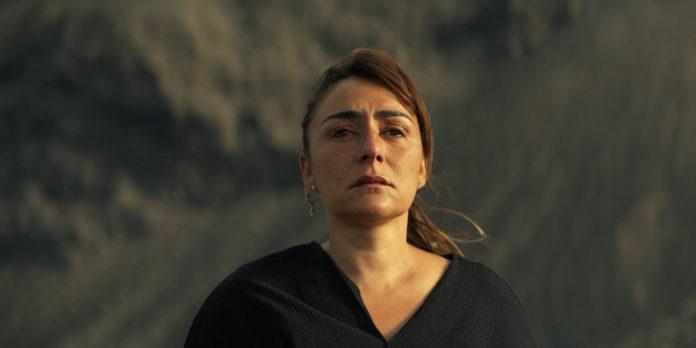 Candela Peña protagoniza la serie 'Hierro'.