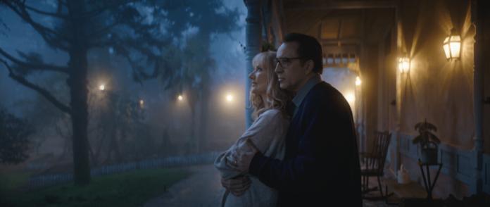Nicolas Cage y Joely Richardson protagonizan 'Color out of space', adaptación del relato de Lovecraft.