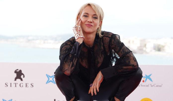 Asia Argento, flamante ganadora del Méliès Career Award.