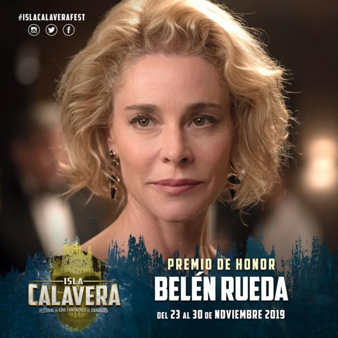 Belén Rueda, Premio Isla Calavera de Honor 2019