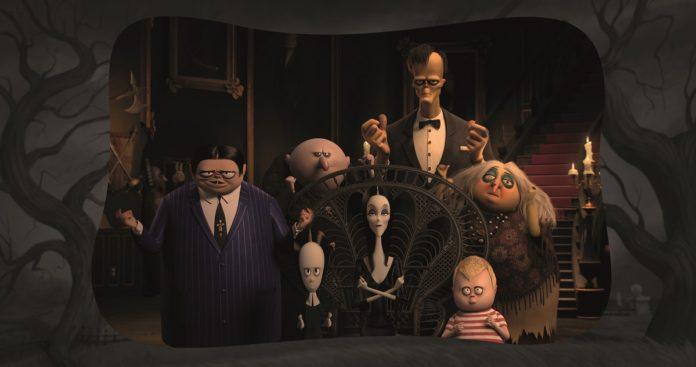 'La Familia Addams' vuelve a la gran pantalla con su primera comedia de animación. | Metro Goldwyn Mayer Pictures