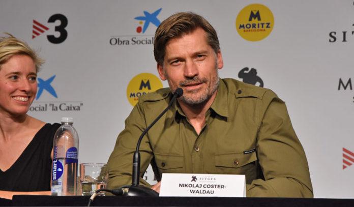 Nikolaj Coster Walday presentó su película 'Suicide tourist' en Sitges 2019.